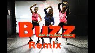 Buzz | Badshah | Dj Chetas | Dance Choreography | Mohit Jain's Dance Institute MJDi