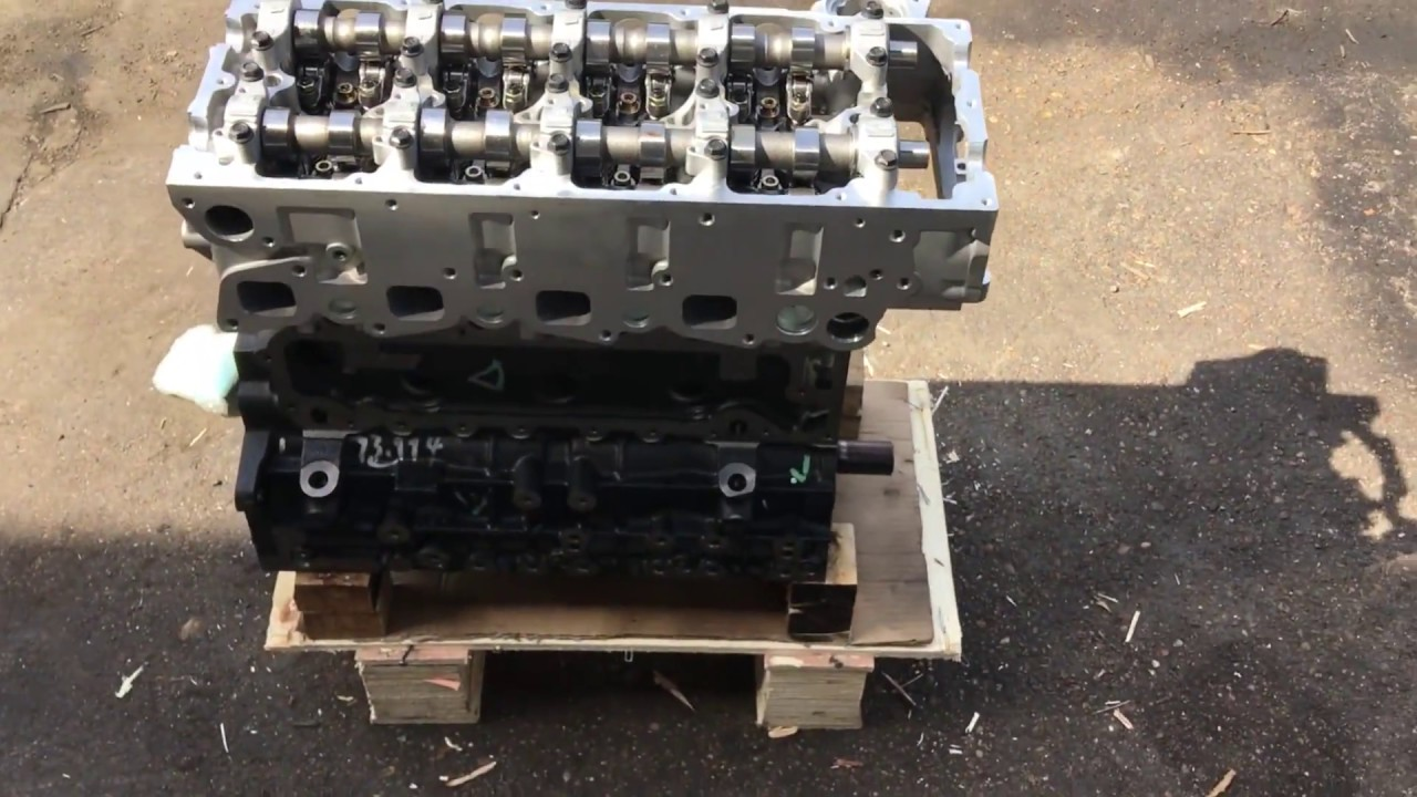 Isuzu 4JJ1 engine for sale