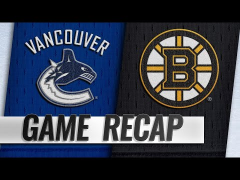 Horvat, Canucks ride big 2nd period to 8-5 win