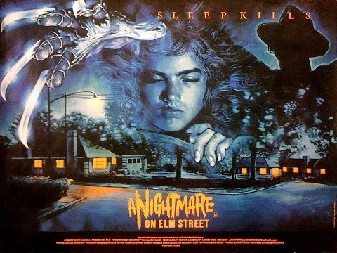 A Nightmare On Elm Street (1984) Movie Review: R.I.P Wes Craven. All Time Great Horror Movie