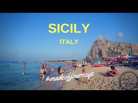 Sicily #1: a summer trip | Syracuse, San Vito Lo Capo and Palermo