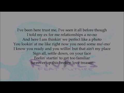 Usher (ft. Future) - Rivals [Paroles/Lyrics]