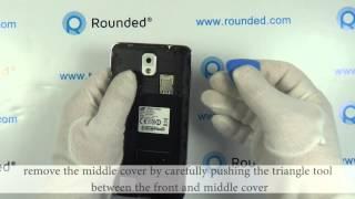 Samsung Galaxy Примітка 3 i9005 ремонт, керівництво по розбиранню, керівництво