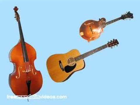 Mandolin Lesson: Bluegrass Rhythm Basics