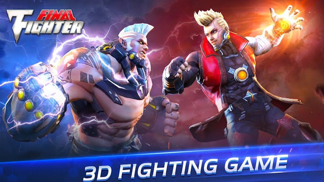 Street Fighter 2020: Free Fighting Games 3D - Apps on ...