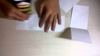 Карты из бумаги