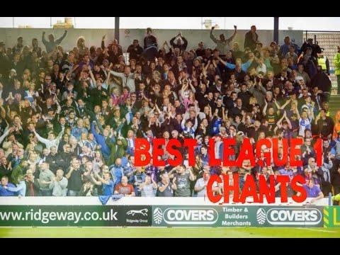 Ten Best League 1 Football Chants!