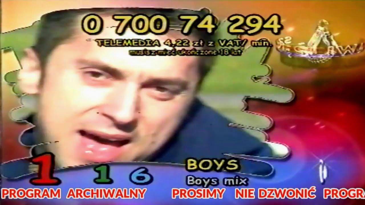 Boys — Boys Mix  ''Tak czy nie'' — Official Video (Fragment)