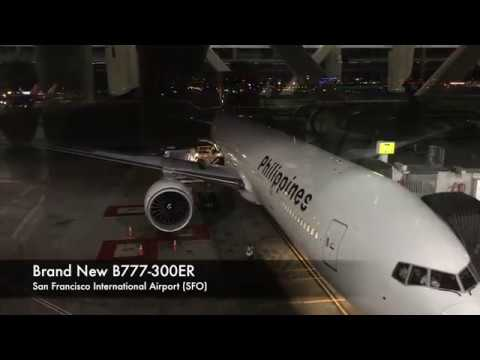 Philippine Airlines | SFO-RUH via MNL | Economy class