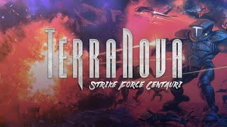 Terra Nova: Strike Force Centauri (DOS) - Complete Playthrough