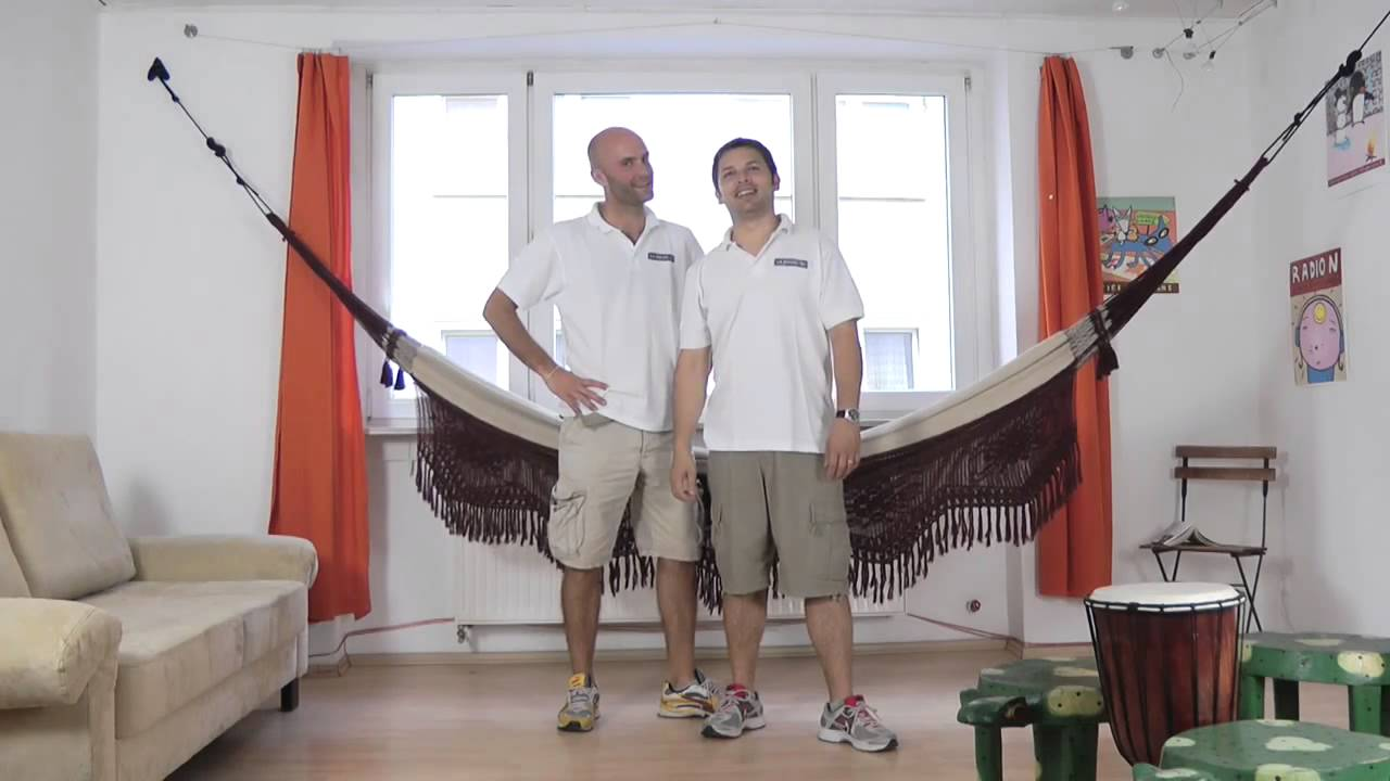 Universal rope la siesta pour hamacs