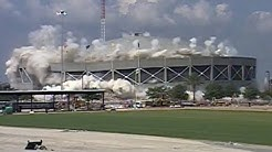 FROM THE VAULT: Jacksonville Memorial Coliseum imploded in June 2003