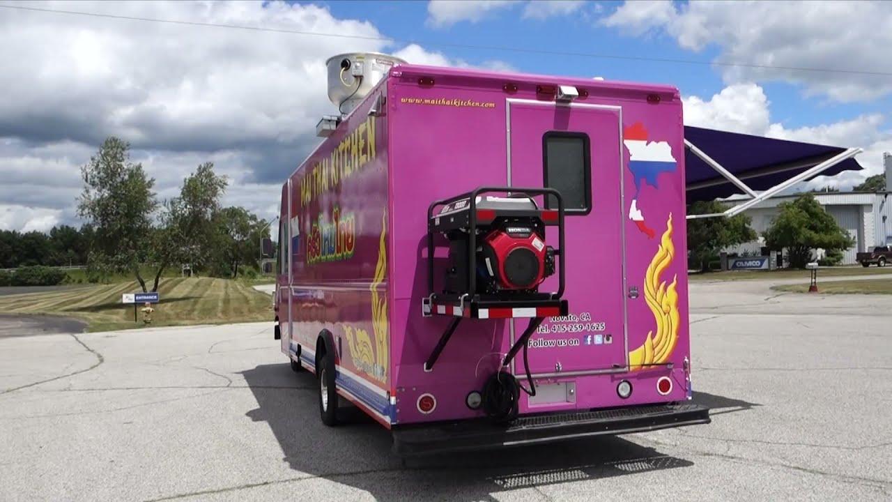 Mai Thai Kitchen Food Truck