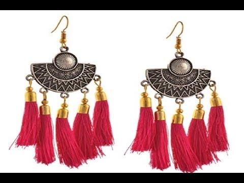 new ideas styles earring designs for women daily wear party wear