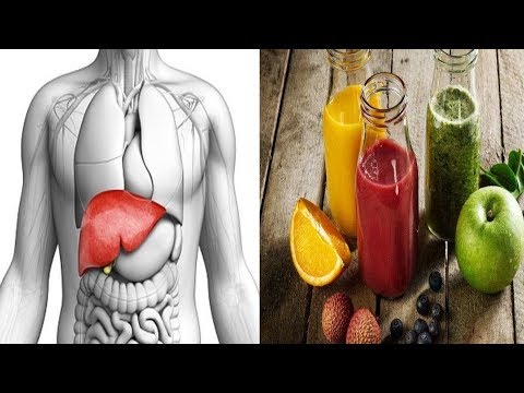 Cleanse Your Liver in Just a Few Days with These Amazing Recipes and Drinks!