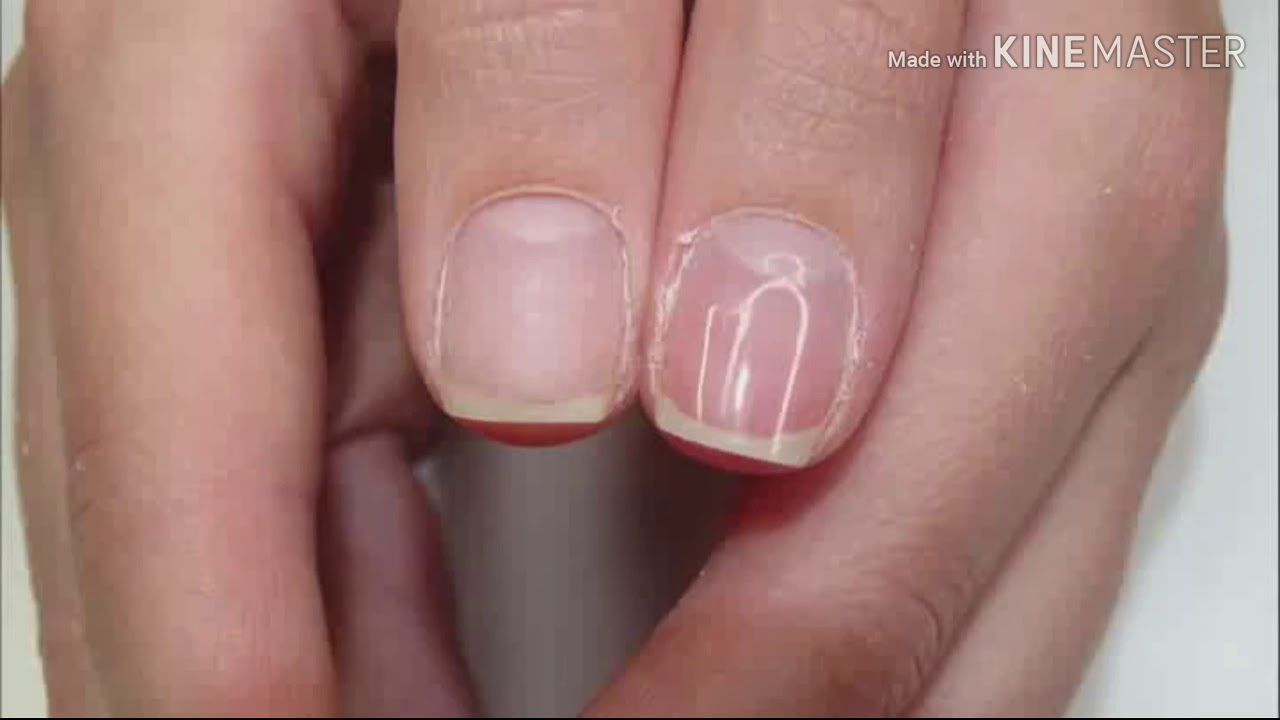 Schone Nagle Manicure Japonski Japanische Manikure Youtube