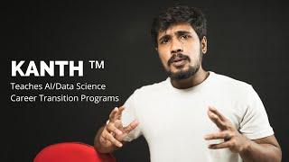 Meet you Mentor on AI/Data Science Career Transition Program