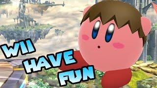 Wii Have Fun #247: Super Smash Wii U (Game 1 part 1)
