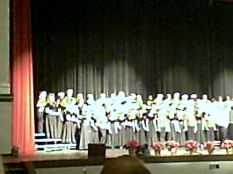 Huntsville Middle School Choir