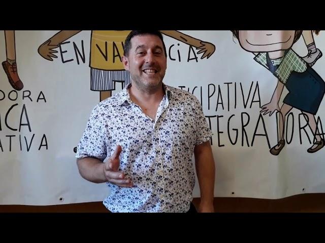 Formació FAMPA- Fran Santas, Psicólogo