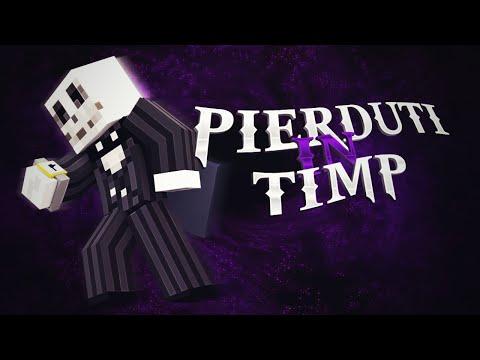 [Minecraft] SMP - Pierduti in Timp: Constructie si tutorial mob grinder (timelapse / FAIL inclus :P)
