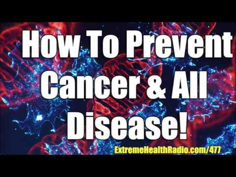 How To Prevent Cancer Naturally With Diet, Lifestyle & Detoxification