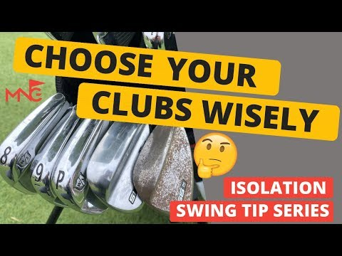 Don't Make This Mistake - Isolation Swing Tip Series