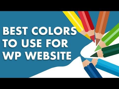 The Best Colors To Use For Your Website
