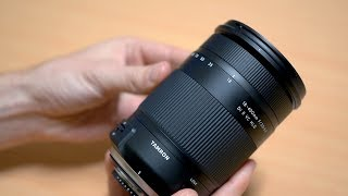 Tamron 18-400mm Superzoom - Hands-on First Look