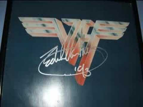 Edward Van Halen PlaysPiano rareLive at Bridge School
