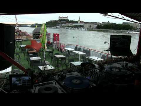 David Papp @ SunDeck - Bratislava 10.07.2014