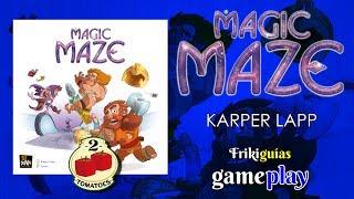 Magic Maze - Gameplay
