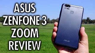 Asus ZenFone 3 Zoom Review  Now with Nougat!
