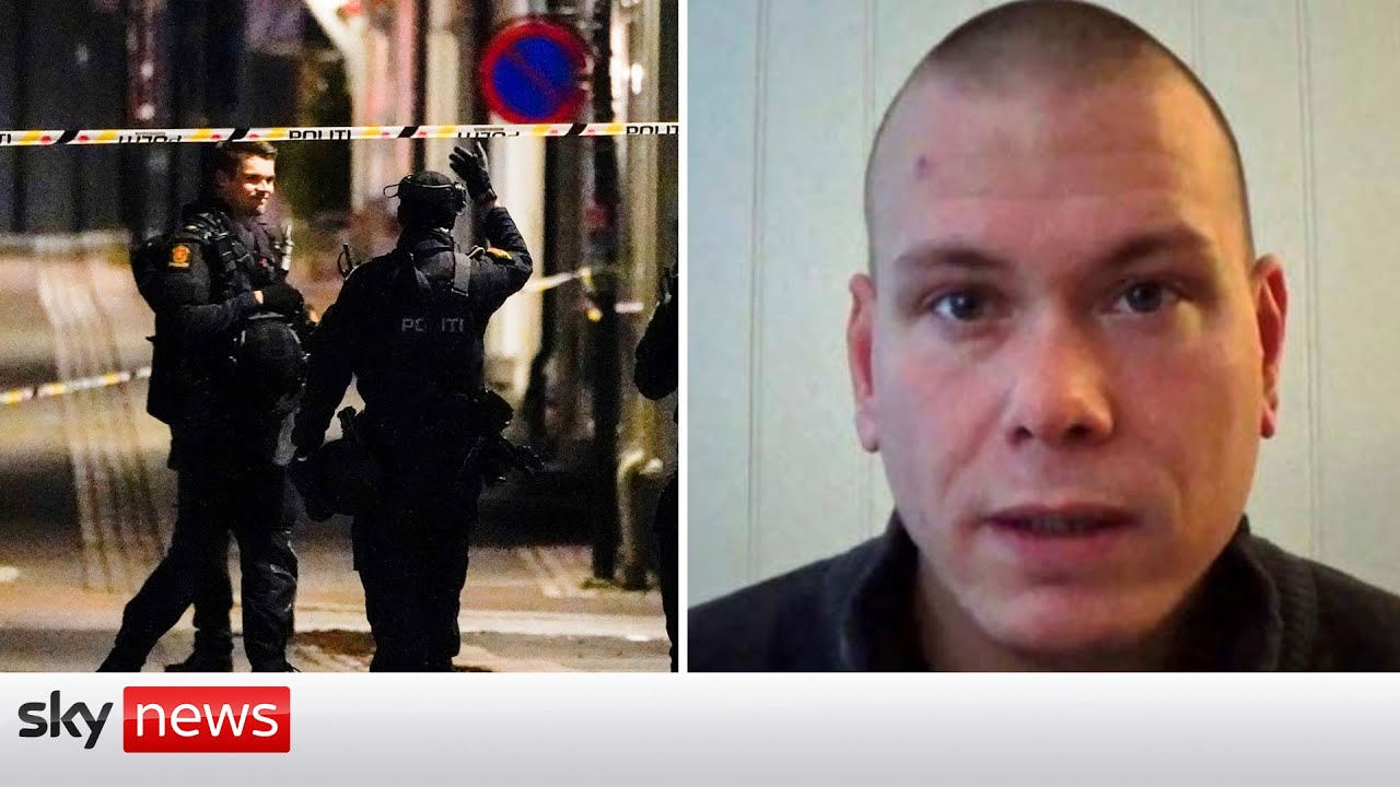 Download Norway terror attack: Man charged with five murders