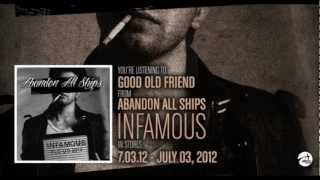 Abandon All Ships - Good Old Friend YouTube Videos