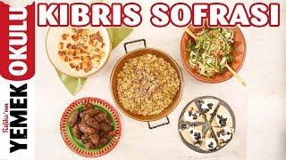 Kıbrıs Sofrası | Tarhana Çorbası, Mücendra Pilavı, Gollandro Salatası, Ceviz Macunlu Tatlı Tarifleri