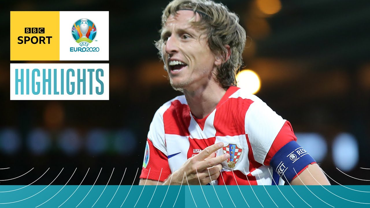 Highlights: Modric stars for Croatia as Scotland go out | UEFA Euro 2020