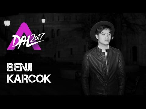 Benji - Karcok (A Dal 2017 - Eurovision Hungary)