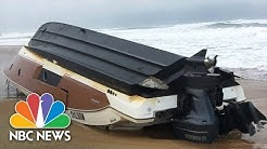 Quiksilver CEO Pierre Agnes Motorboat Found On French Beach | NBC News