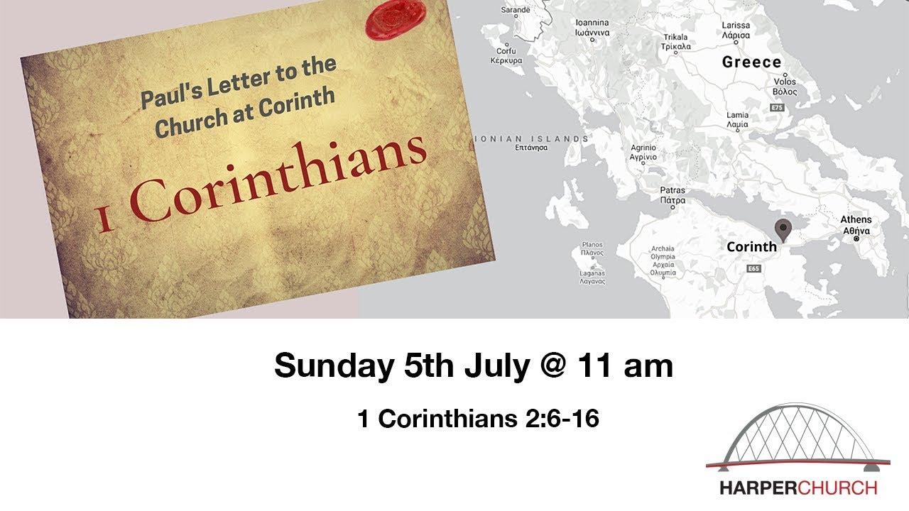 Sunday 5th July AM