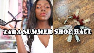 Zara Shoes Summer 2020