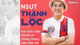 SAOstream - NSUT Thành Lộc khóc khi nhắc về người mẹ quá cố