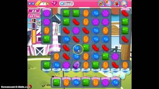 Candy Crush Saga Level 244 - No Boosters