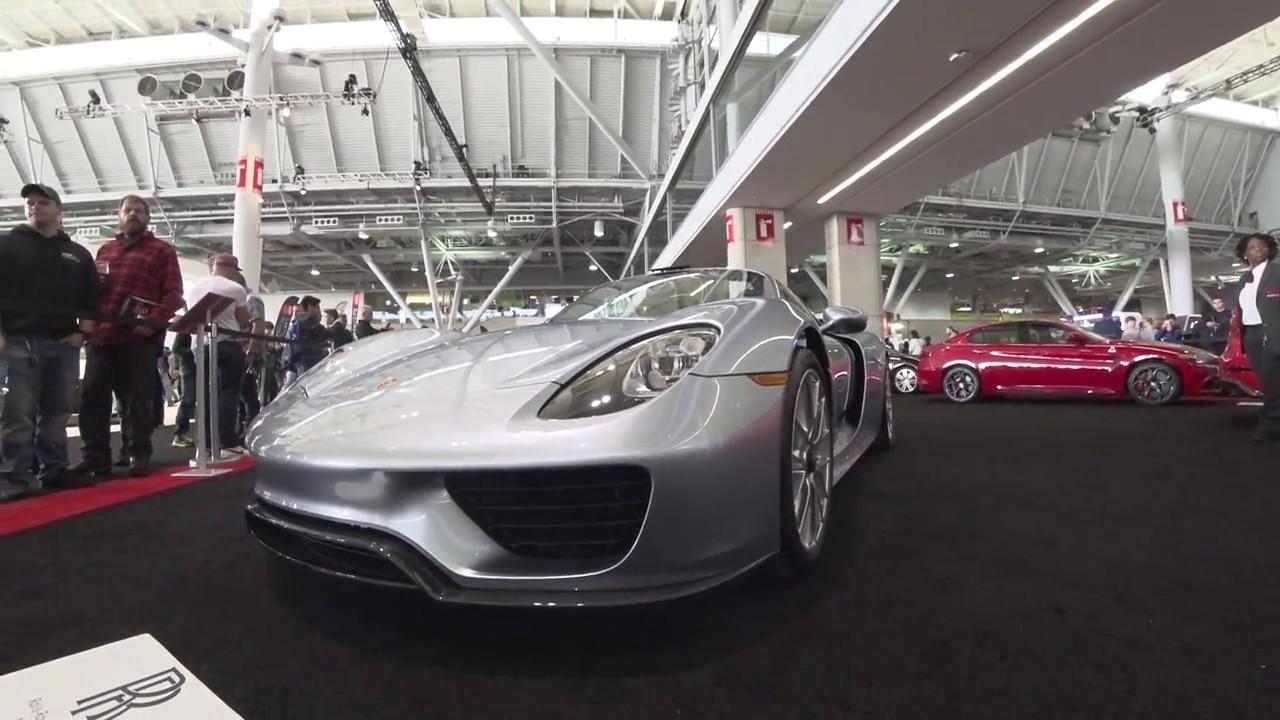 New England International Auto Show Exotic Cars YouTube - Car show england