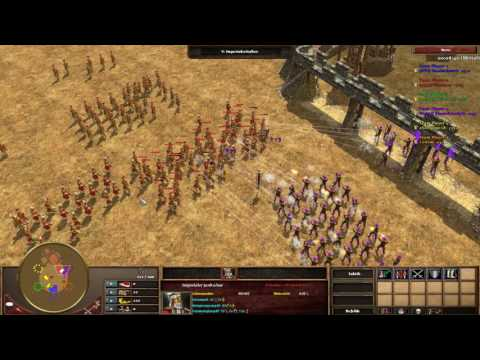 Age of Empires III  - Colloseum angespielt #1 [Deutsch/Full HD]