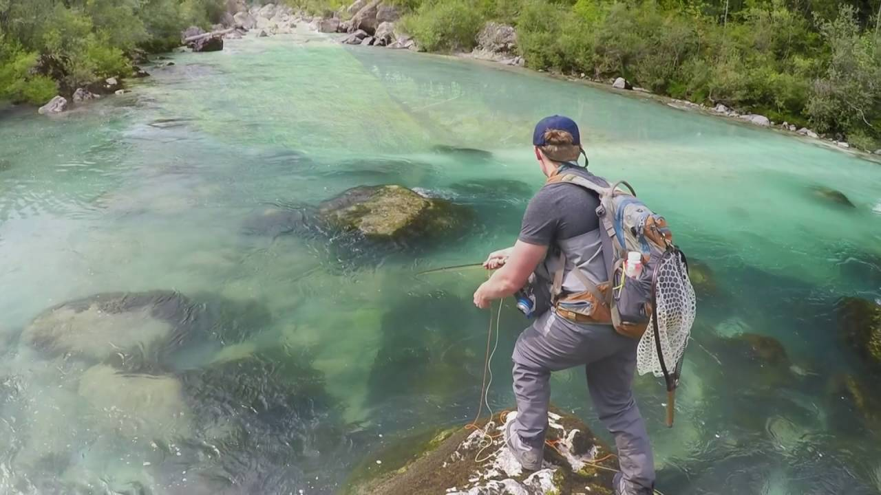 slo fly com dry fly fishing slovenia may 2016 youtube