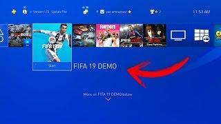 HOY SALE LA DEMO DE FIFA 19 (NUEVO TRUCO)!! - EN DIRECTO!! ESPERANDO LA DEMO!