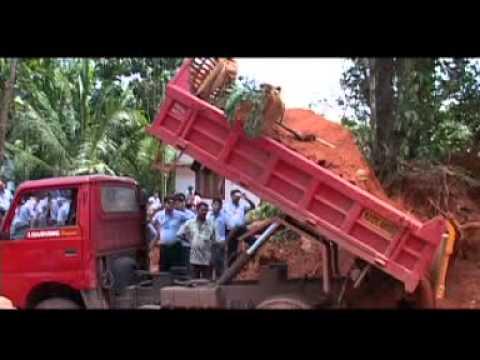 Mahindra Loadking Tipper Kerala Operations Video Youtube