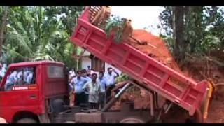 Mahindra Loadking Tipper  Kerala Operations video