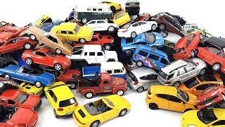 100+Cars Welly Cars with CarsYT